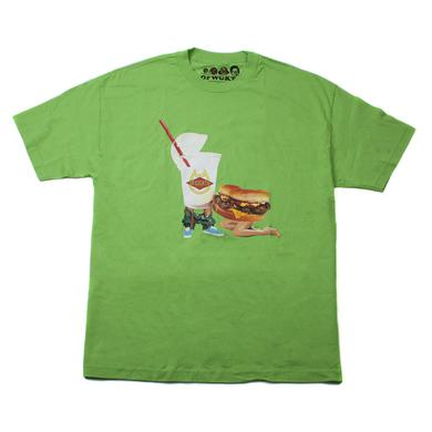 Odd Future SHAKE AND HAMBURGER TEE