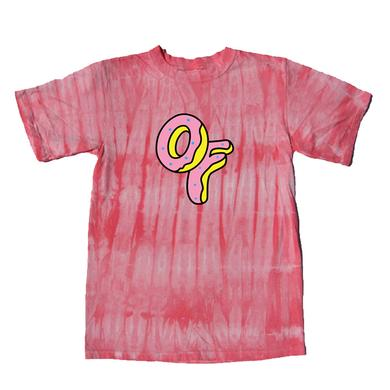 Odd Future OF DONUT TEE TIE DYE