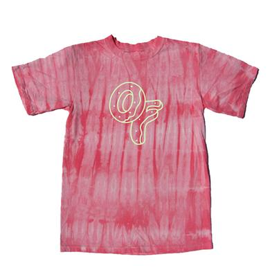 Odd Future OF DONUT OUTLINE TIE DYE TEE