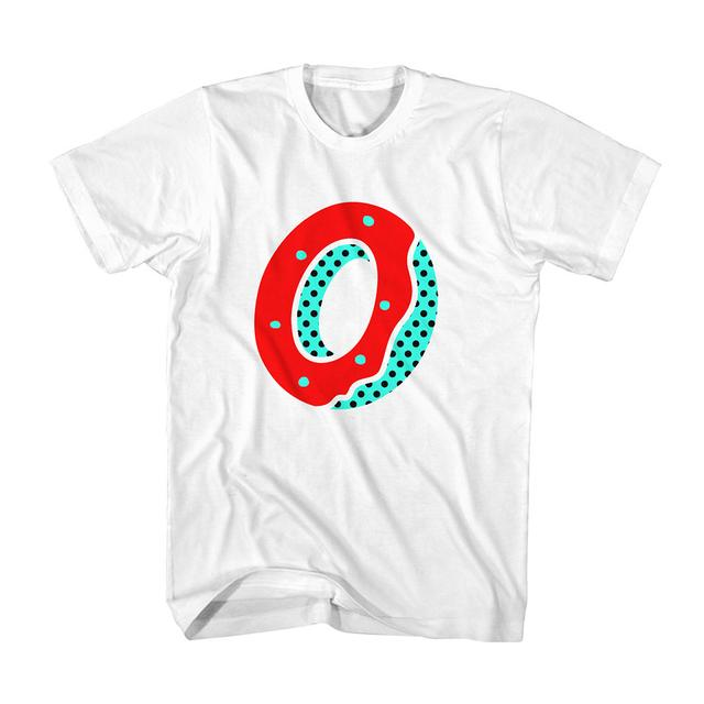 Odd Future RED FROSTED DONUT TEE