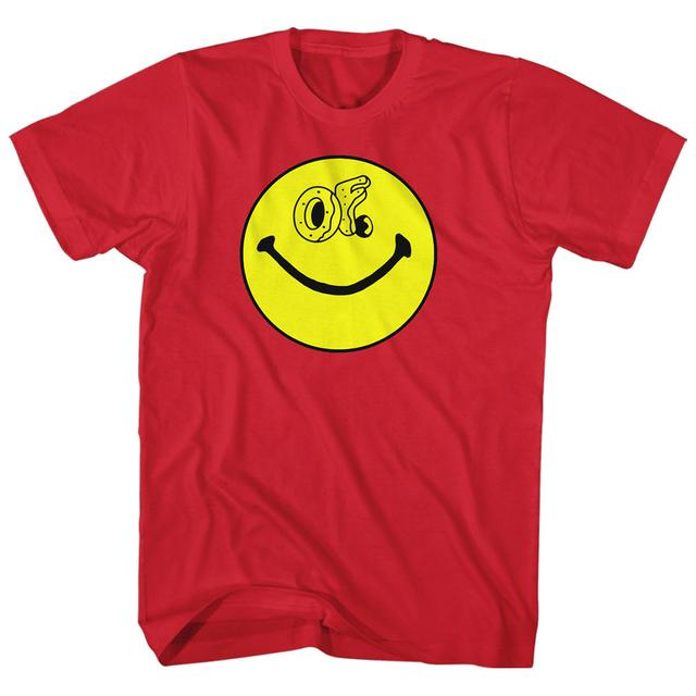 Odd Future OF HAPPY FACE TEE