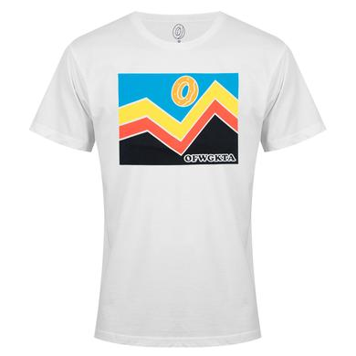 Odd Future DONUT O MOUNTAIN LOGO TEE