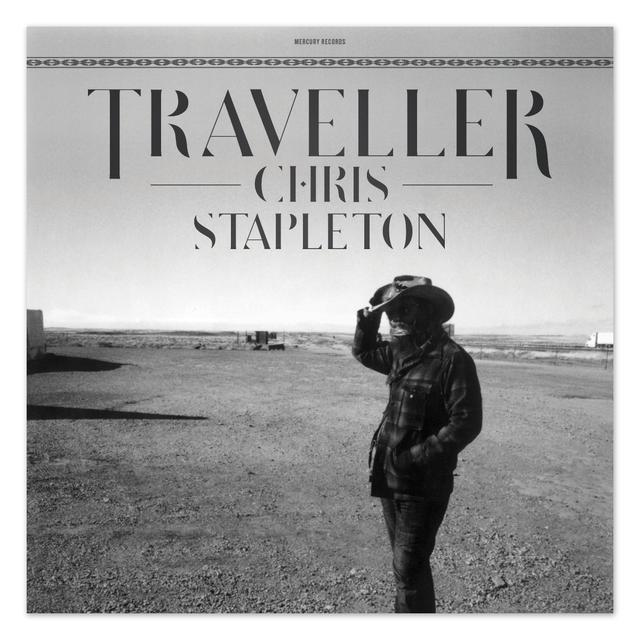 Chris Stapleton Traveller – Standard CD