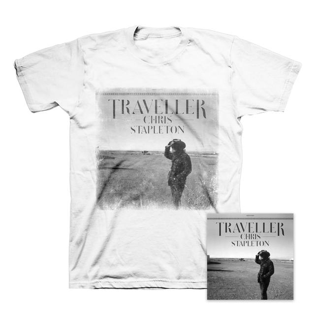 Chris Stapleton Traveller CD Bundle
