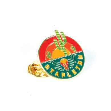 Chris Stapleton Cactus Soft Enamel Pin