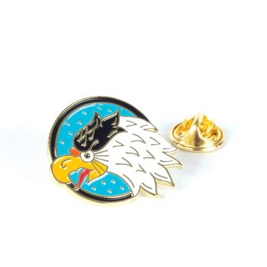 Chris Stapleton Eagle Soft Enamel Pin