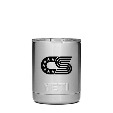 Chris Stapleton Yeti 10 ounce Rambler Lowball with lid