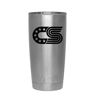Chris Stapleton Yeti 20 ounce Rambler with lid