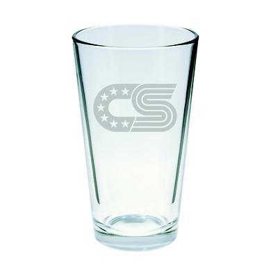 Chris Stapleton Pint Glass