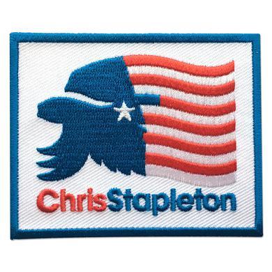 Chris Stapleton American Man Patch