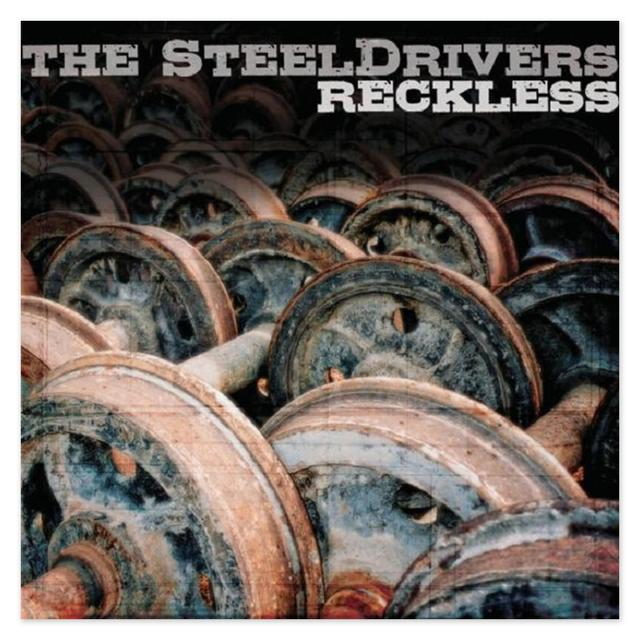 "Chris Stapleton The SteelDrivers - ""Reckless"" - CD"
