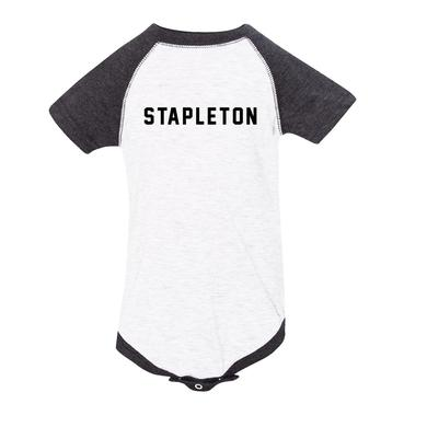 Chris Stapleton The Stapleton Raglan Onesie