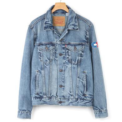 Chris Stapleton Custom Stapleton Levi's Denim Jacket