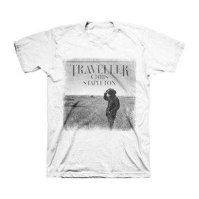 Chris Stapleton Traveller Album Cover T-Shirt