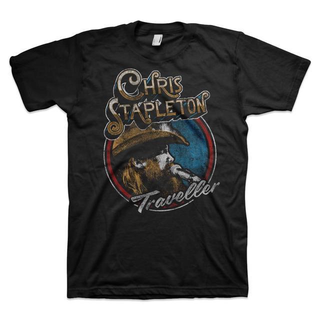 Chris Stapleton T Shirt | The Traveller