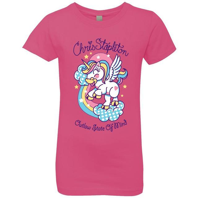Chris Stapleton The Unicorn Girls T