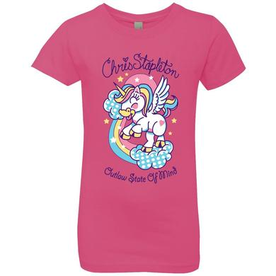 Chris Stapleton The Unicorn Girls T