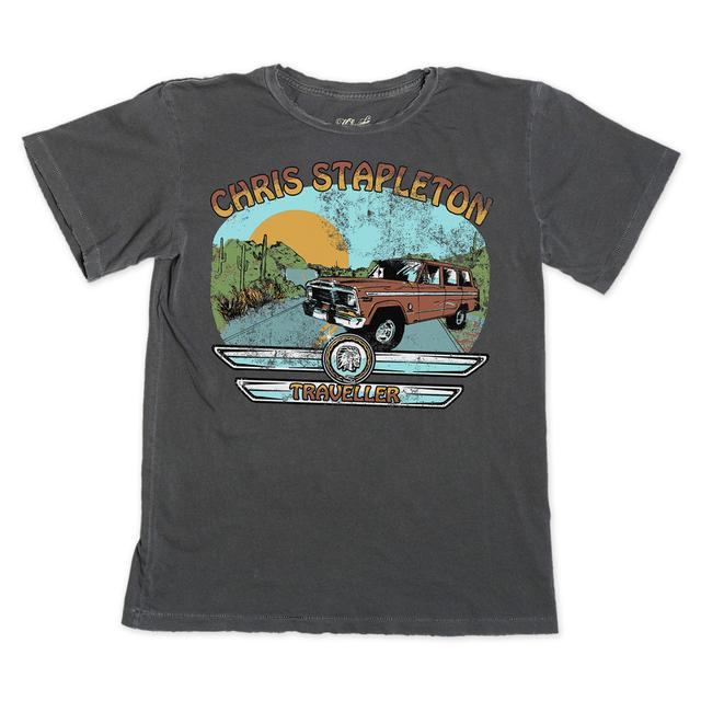 Chris Stapleton The Midnight Rider Traveller T