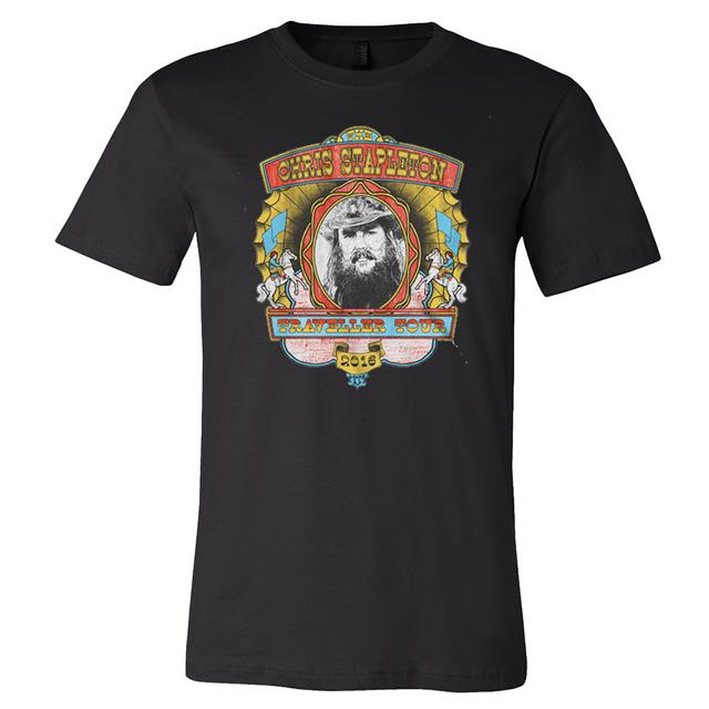 Chris Stapleton The 2016 Black Tour T