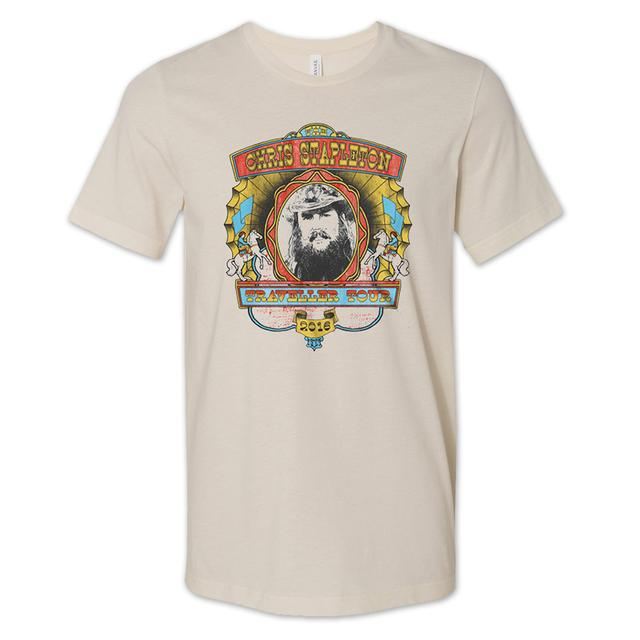 Chris Stapleton The 2016 Natural Tour T