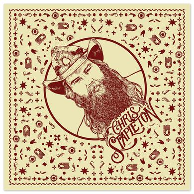 Chris Stapleton Cream Bandana