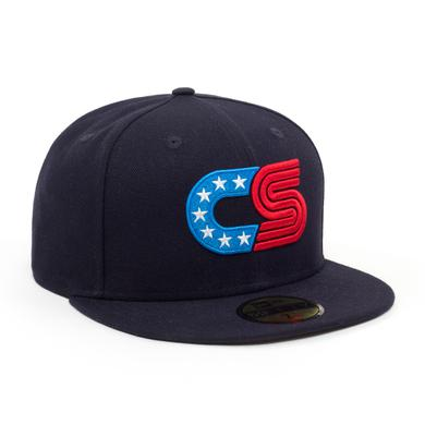 Chris Stapleton The CS Stars & Stripes Fitted Hat