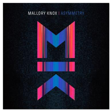 Mallory Knox Asymmetry CD
