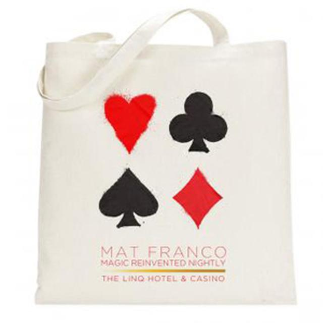 Mat Franco 4 Suits Tote Bag