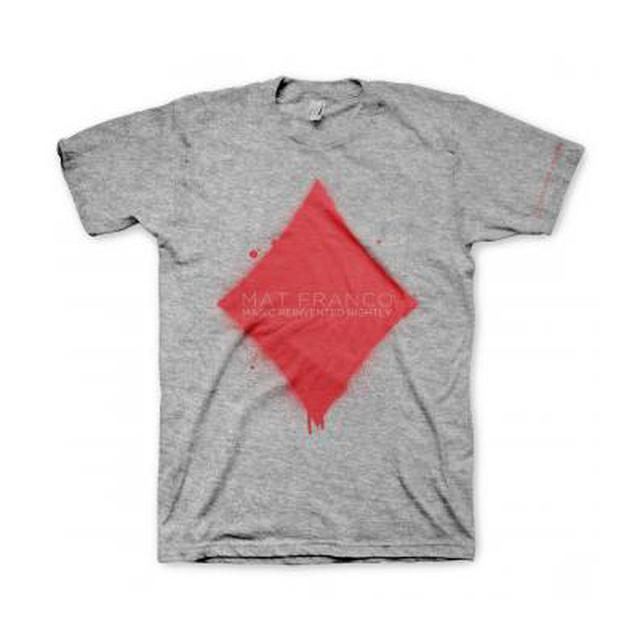 Mat Franco Diamond Spraypaint T-Shirt