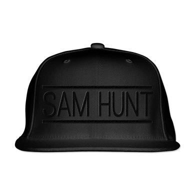 Sam Hunt Logo Hat