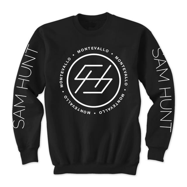 Sam Hunt Sweatshirt Art 1