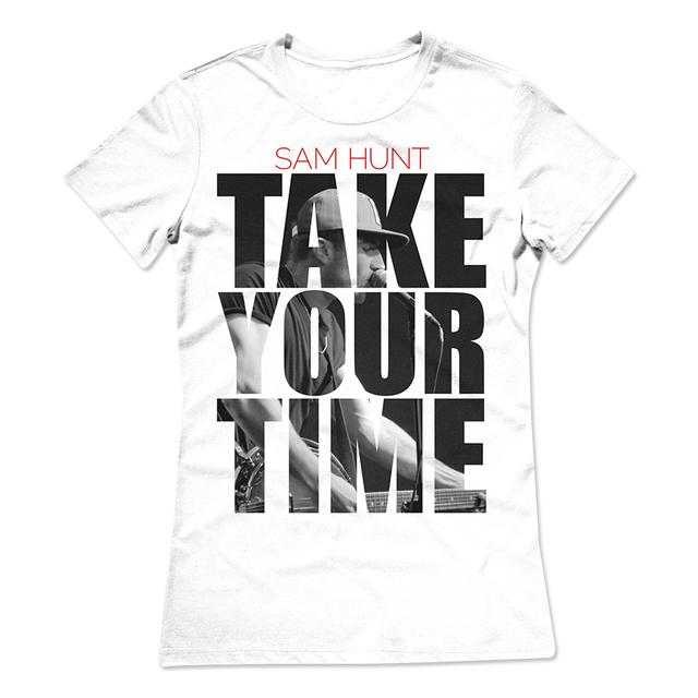Sam Hunt Take Your Time Girls Tee
