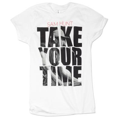 Sam Hunt Take Your Time Girls Tee