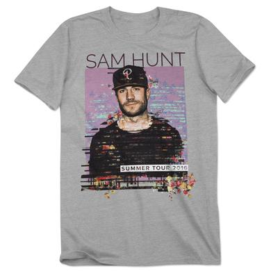 Sam Hunt Summer 2016 Tour Tee