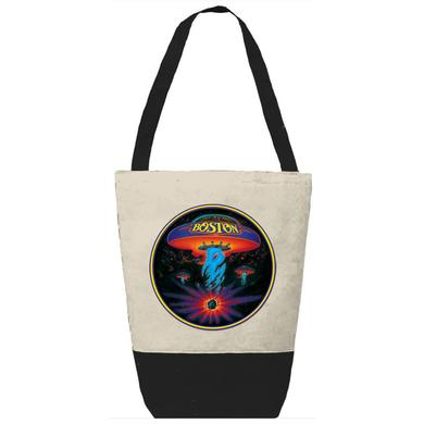 Boston Classic Spaceship Logo Tote Bag