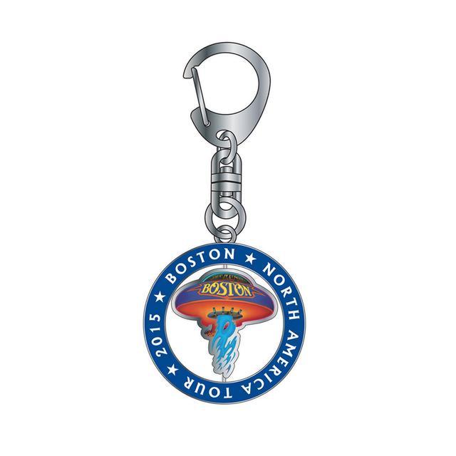 Boston 2015 Tour Spinner Keychain*
