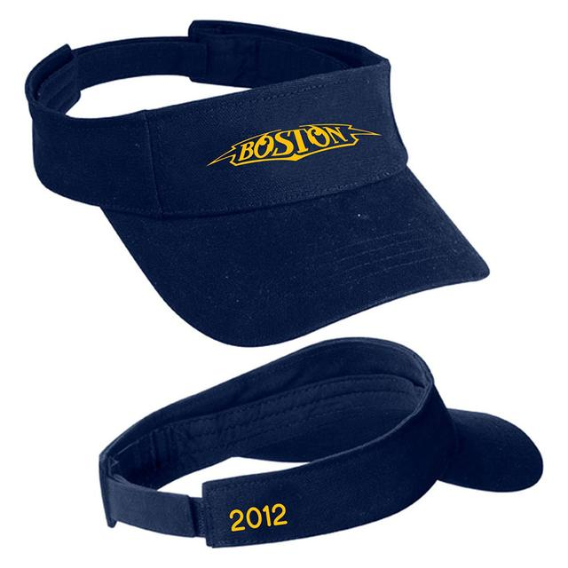 Boston Logo Visor