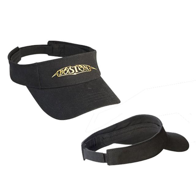 Boston Logo 08 Tour Visor BLACK