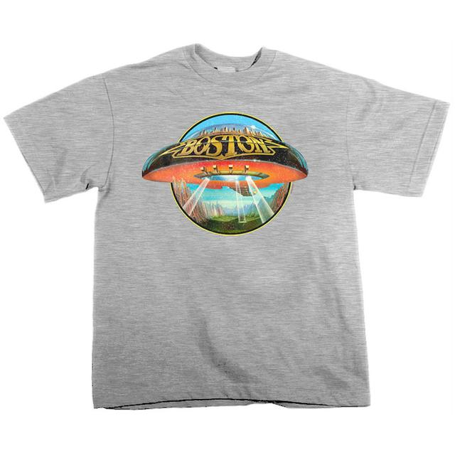 Boston Classic Spaceship Logo Toddler Tee