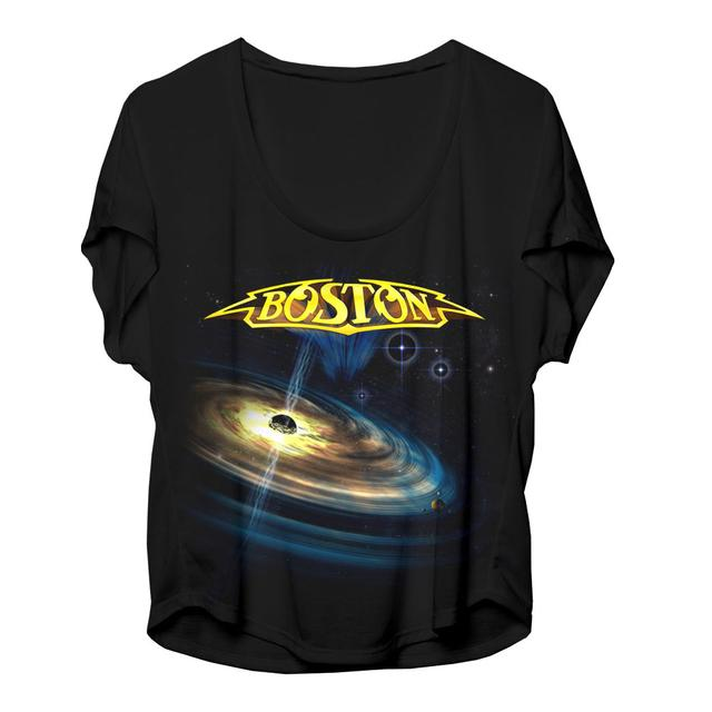 Boston Black Hole Dolman Tee