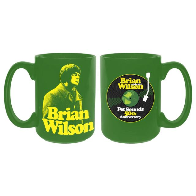 Brian Wilson Pet Sounds Coffee Mug
