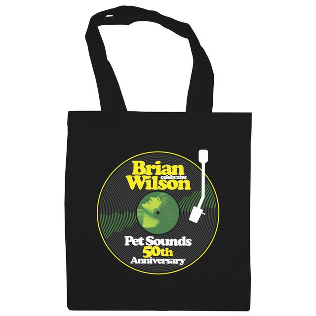 Brian Wilson Pet Sounds 50th Anniversary Tote Bag
