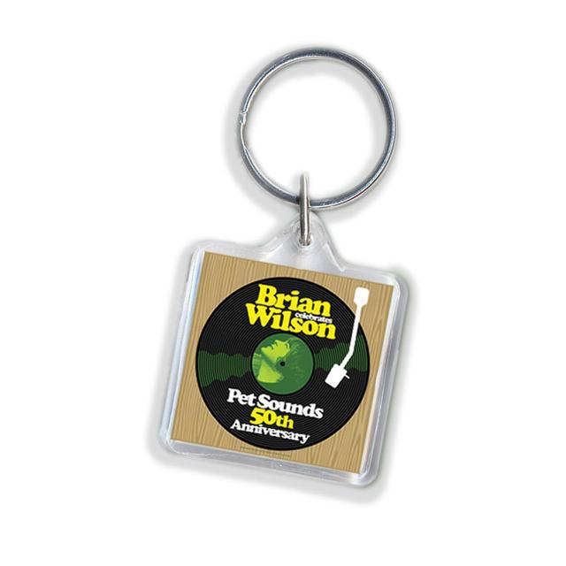 Brian Wilson Pet Sounds 50th Anniversary keychain