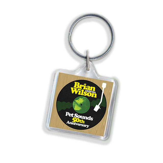 Brian Wilson Pet Sounds 50th Anniversary keychain