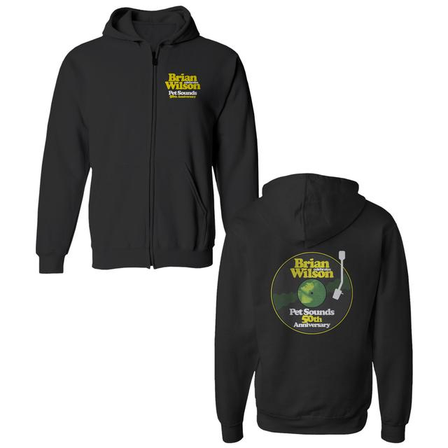 Brian Wilson Pet Sounds Anniversary Zip Hoody