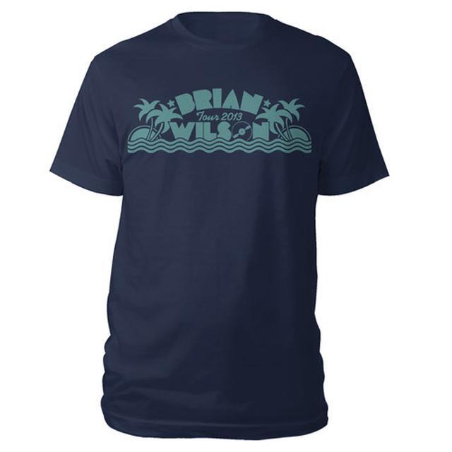 Brian Wilson Palm Tree Shirt