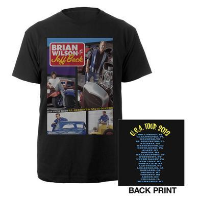 Brian Wilson Tour Shirt