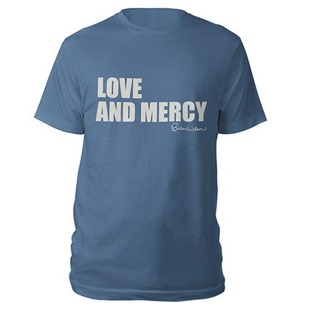 Brian Wilson Love and Mercy Shirt