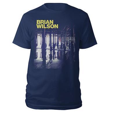 Brian Wilson No Pier Pressure Album Tee