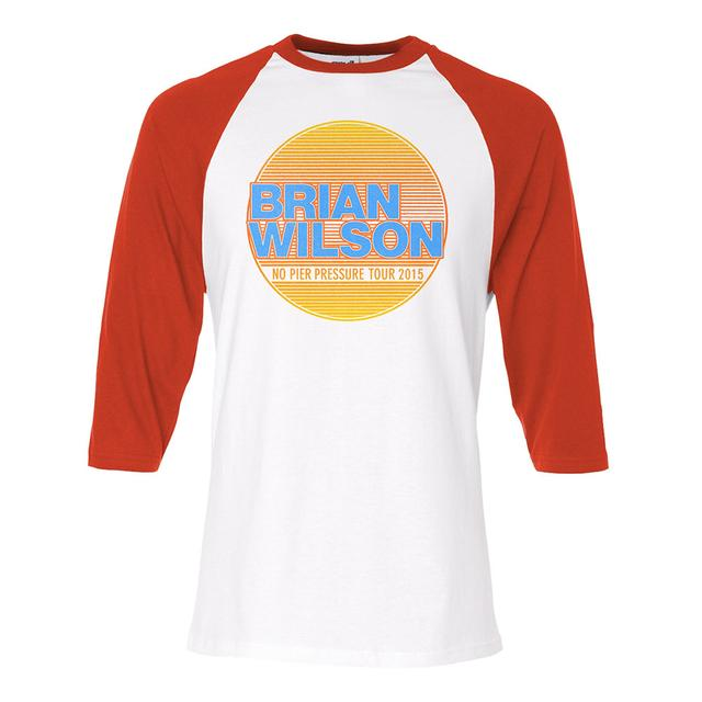 Brian Wilson Nautical Basball Shirt